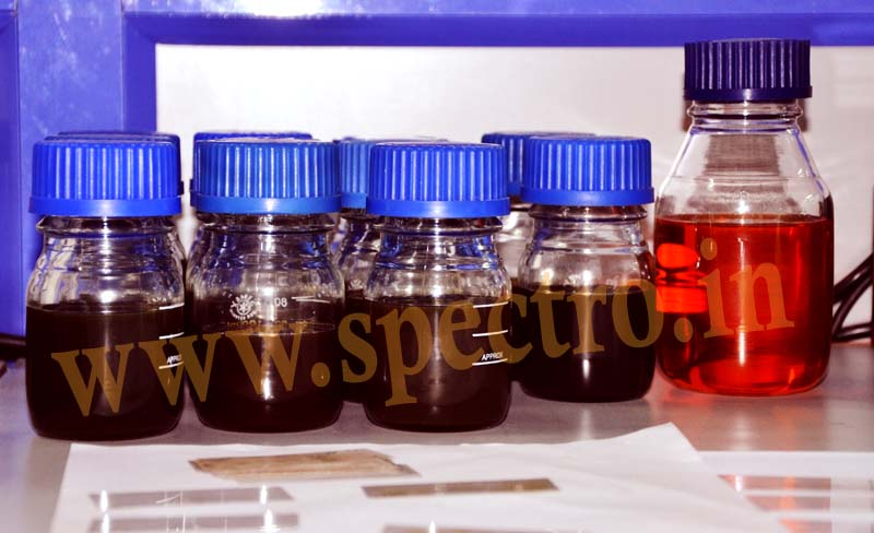 Food Testing &  Oil Analysis Lab in India