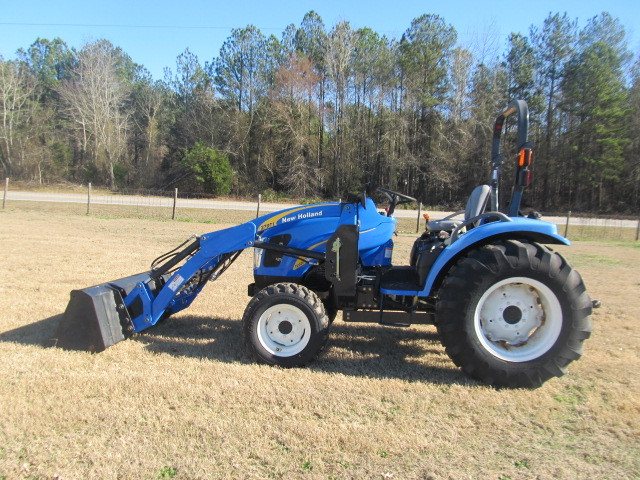 2008 New Holland T2320 270L Quick Attach Loader 4W