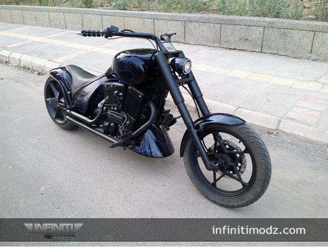 Harley chopper, chopper, for sale