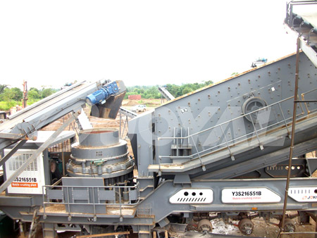 Overview all kinds of copper ore crushers performa