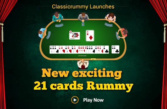 Play Rummy Online | Indian Rummy Cards Games