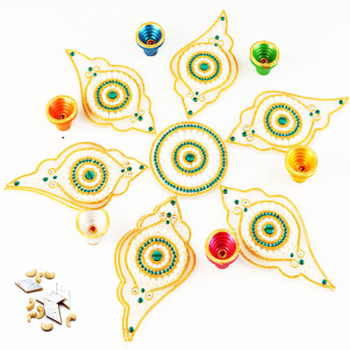 Get Best Diwali Decorative Gifts offer from Infibeam