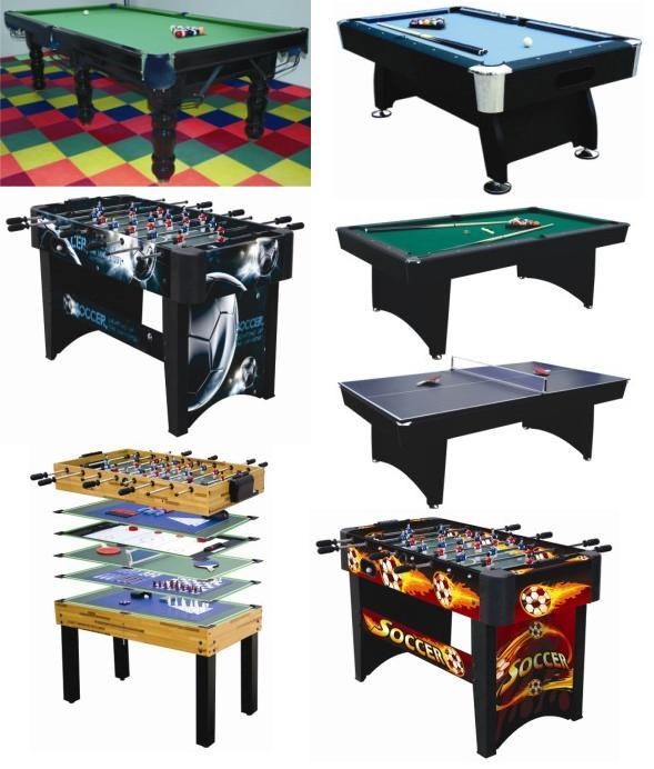Buy Pool Table, Snooker and Soccer Table, Price, O