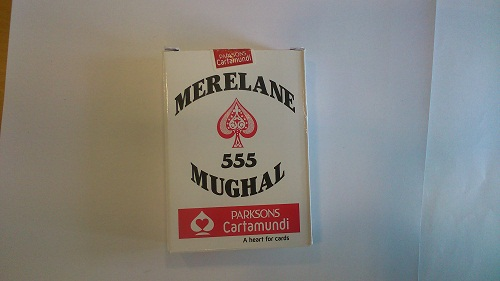 Parksons	MERELANE MUGHAL  Cards