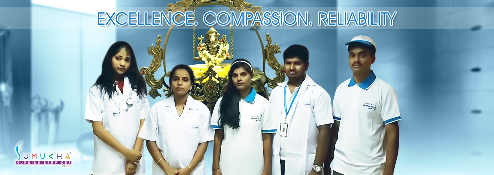 Best Home Nursing Service provider  In bangalore