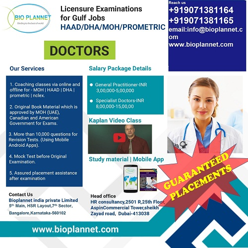 medical&healthcare jobs in gulf countries
