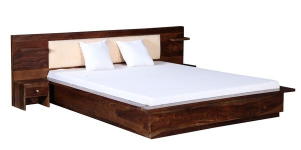 Buy Double Beds Online from Yagotimber