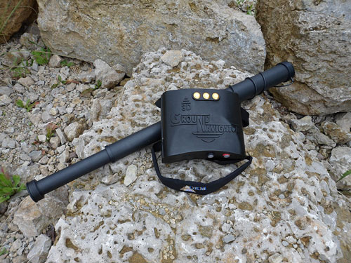 New GROUND NAVIGATOR 3D Metal Detector
