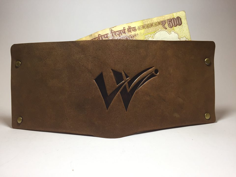 Professional Hunter Leather Wallet