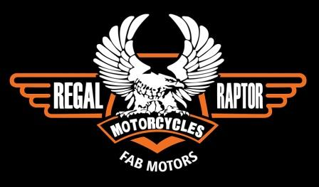 Dealership For Sale , Fab Regal Raptor Motorcycles