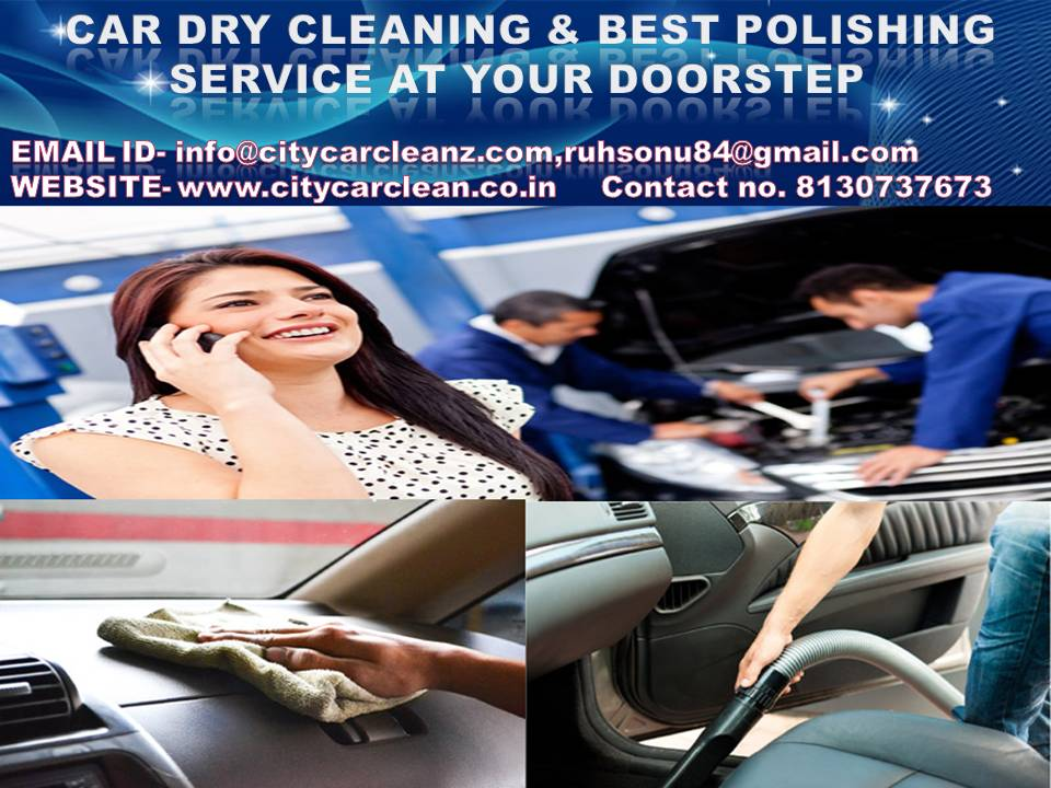 CAR WASHING DRY CLEANING DETAILING SERVICE INDELHI