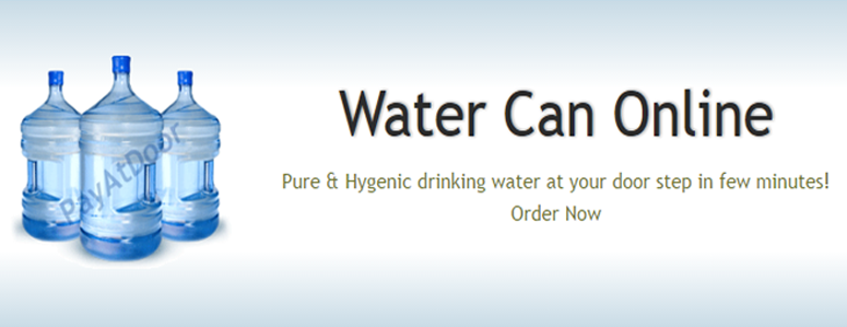 Buy Water Can Online in Bangalore
