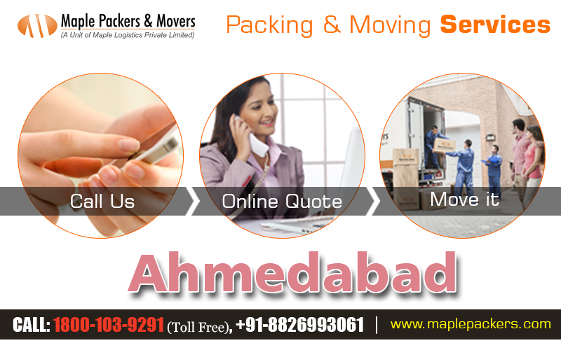 Packers and Movers Ahmedabad - Packers & Movers