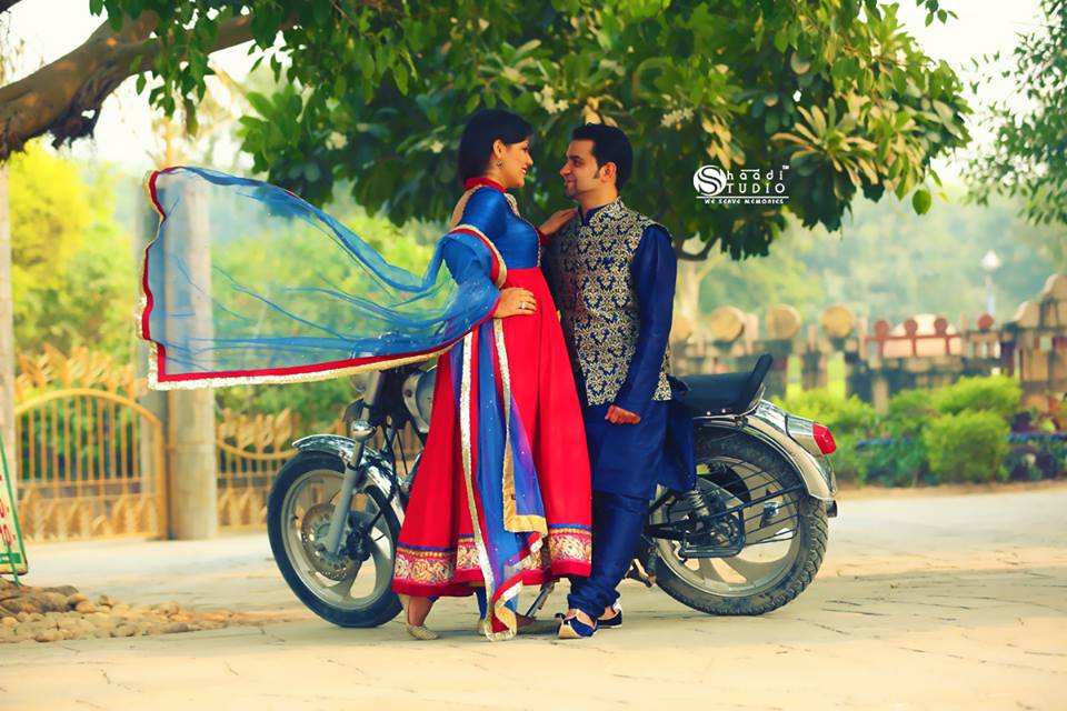 Pre Wedding Photographers in India
