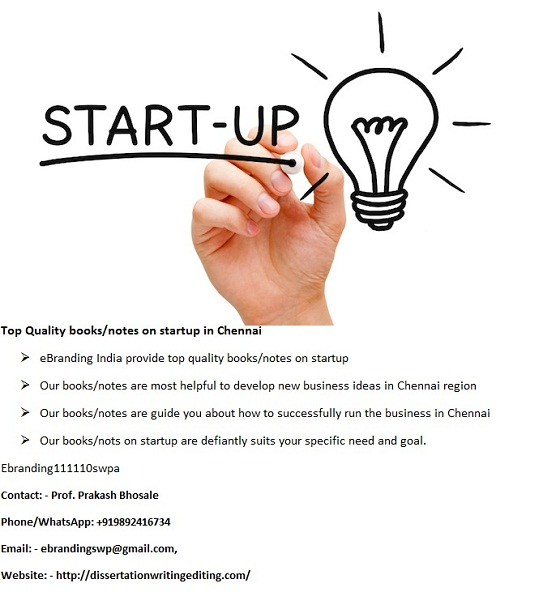 Get the Best Books or notes on business startup in