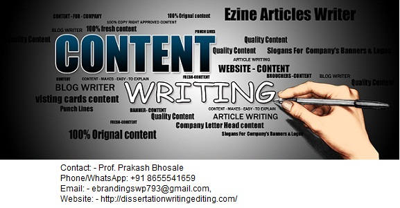 Top Class Content Writing Services in Nagpur1
