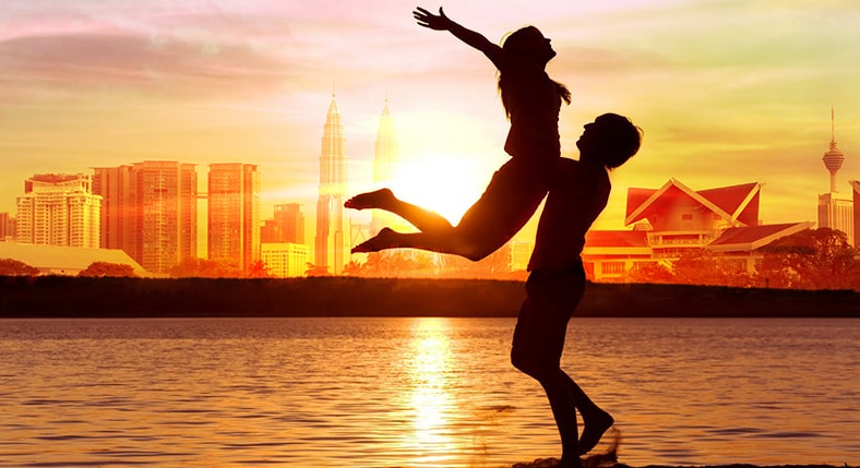 Book Malaysia Honeymoon Tour Packages