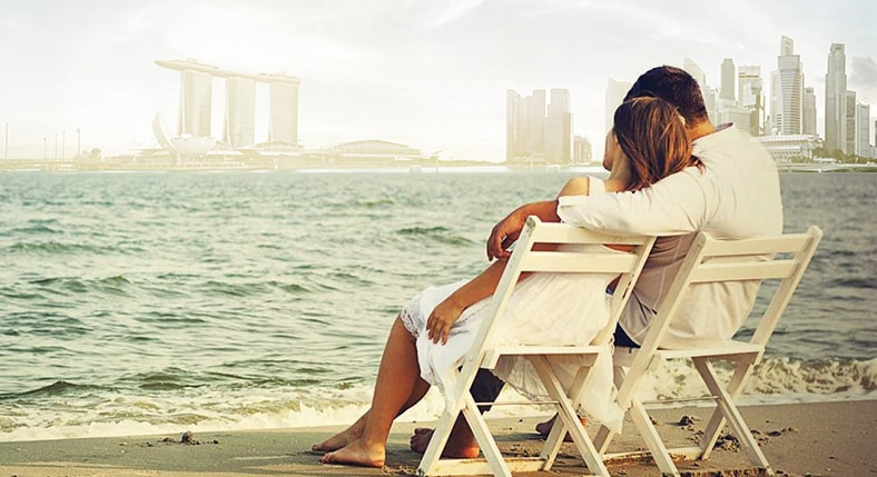 Book Singapore Honeymoon Tour Packages