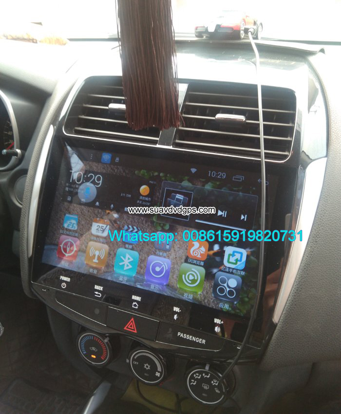 Peugeot 4008 audio radio Car android wifi GPS navi