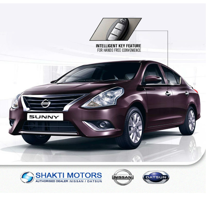 Nissan Sunny Specifications And Features