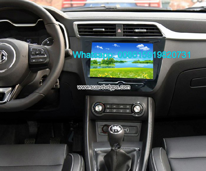 MG ZS audio radio Car android wifi GPS navigation