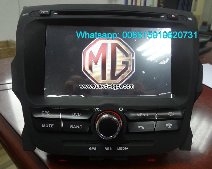 MG5 MG 5 Android Car Media DVD Radio WIFI GPS came