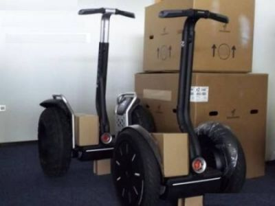 Segway x2 Golf, Segway x2 and Segway i2 Electric
