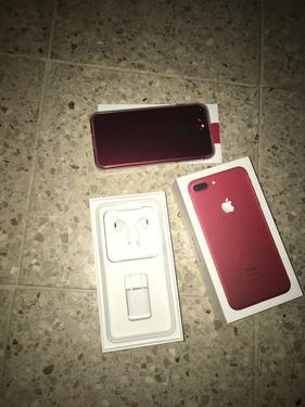 Apple iPhone 7 Plus 128GB (PRODUCT) RED UNLOCKED