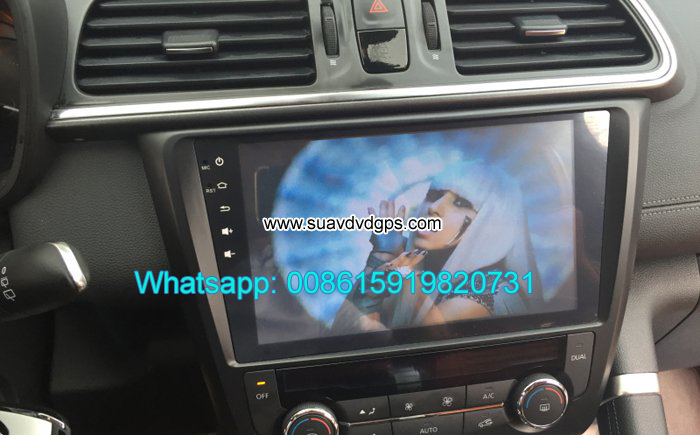Renault Kadjar Car audio radio update android GPS