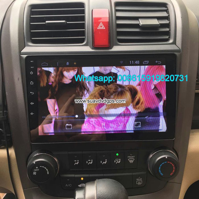 Honda CR-V CRV Android Car Radio GPS WIFI camera