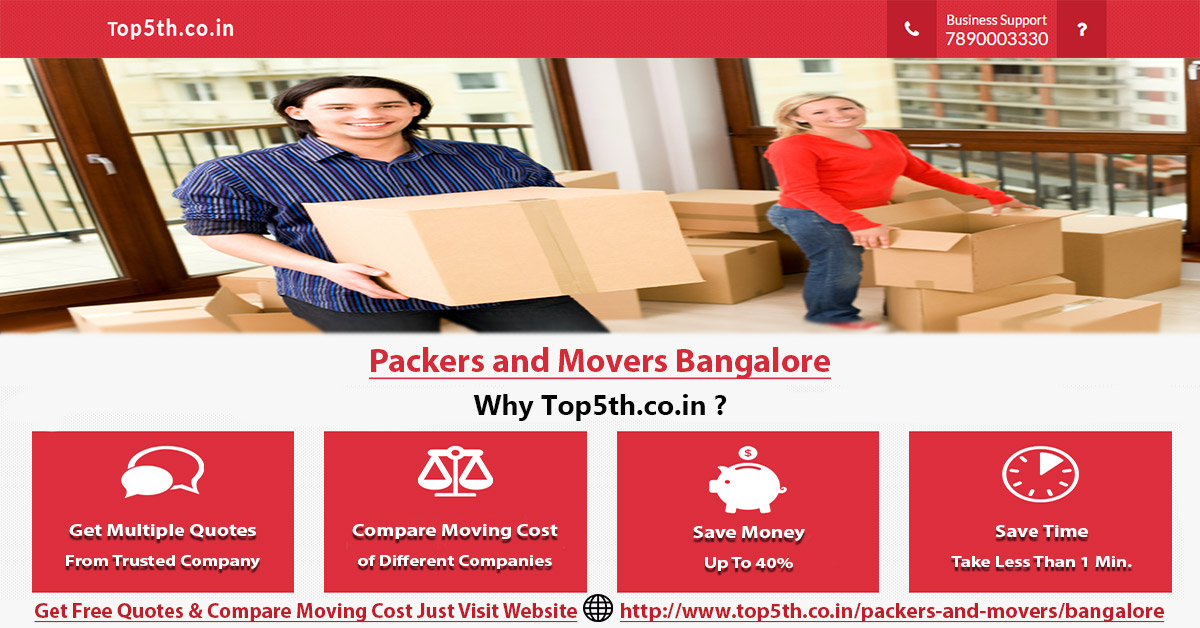 Packers and Movers Bangalore - At this moment Move