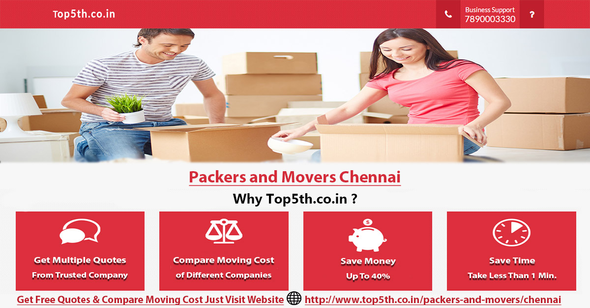 Packers and Movers Chennai  - Get Moving Convenien