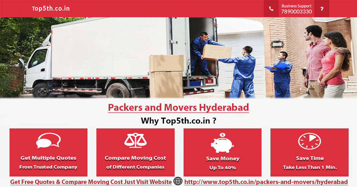 Packers and Movers Hyderabad - Get Hyderabad Packe
