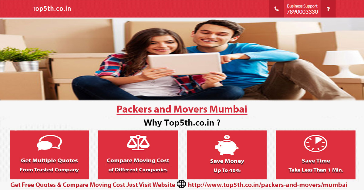 Packers and Movers Mumbai - Generate New house pur