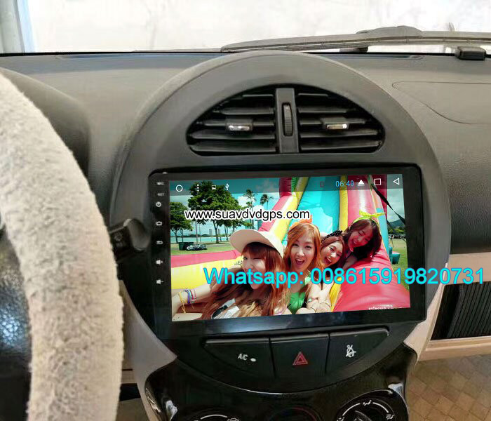 Geely Panda car radio android wifi GPS 4G camera