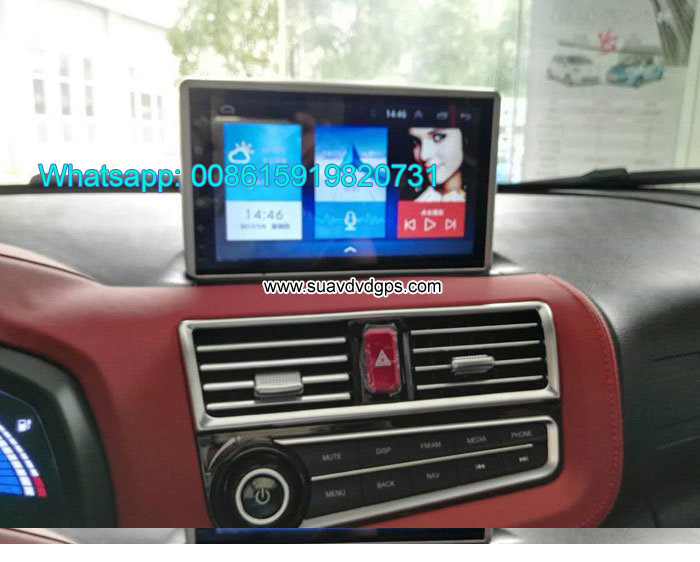 JAC S1 S2 mini Car stereo radio auto android wifi
