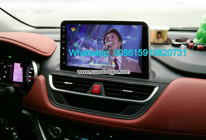 JAC Refine S3 2017 audio radio Car android wifi GP