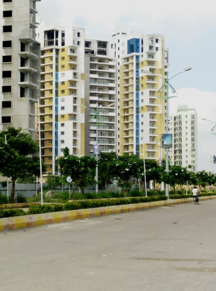 4BHK Apartments in Lucknow