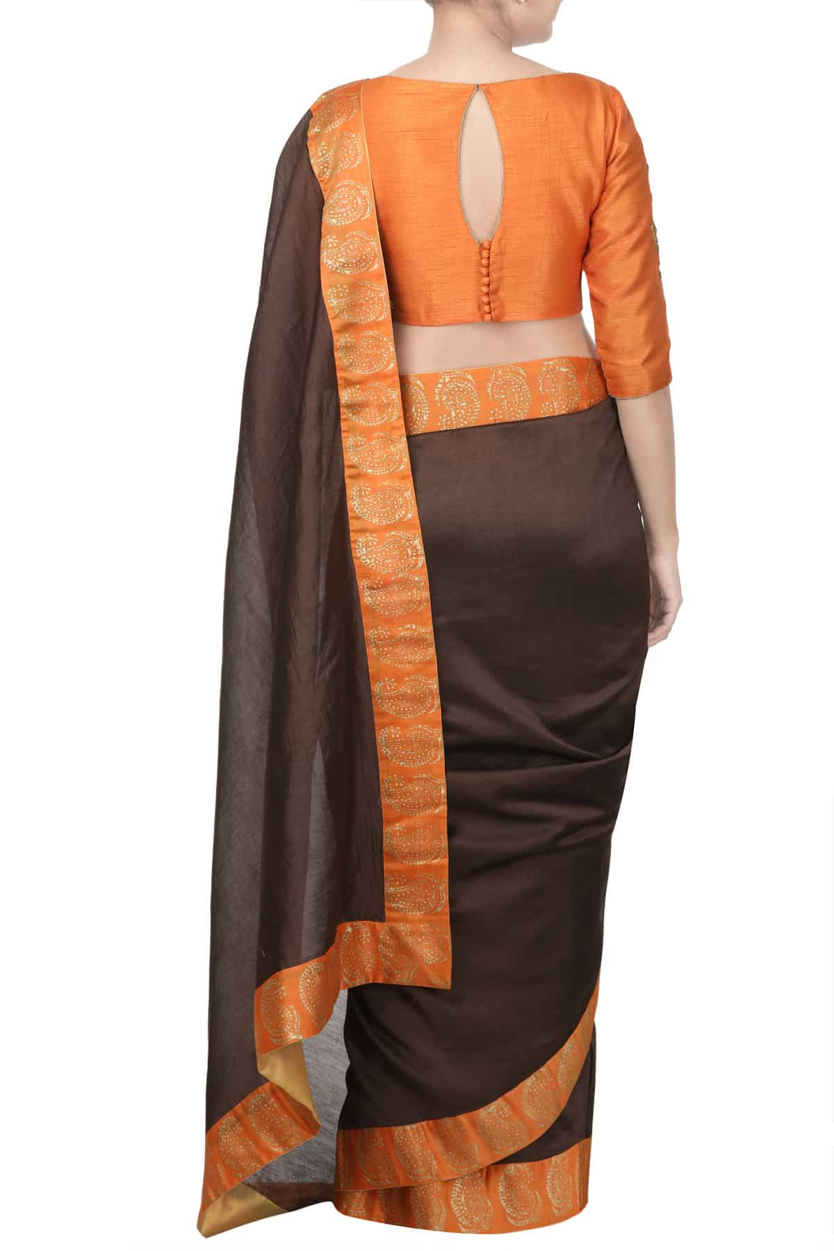 Drape Designer Sarees For Weddings Only From Thehl