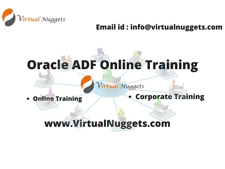 Oracle ADF Online Training | Online Training