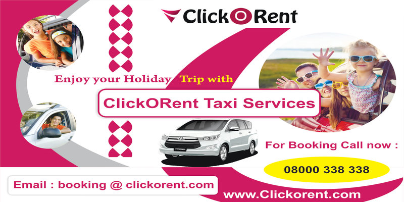 clickorent online taxi booking