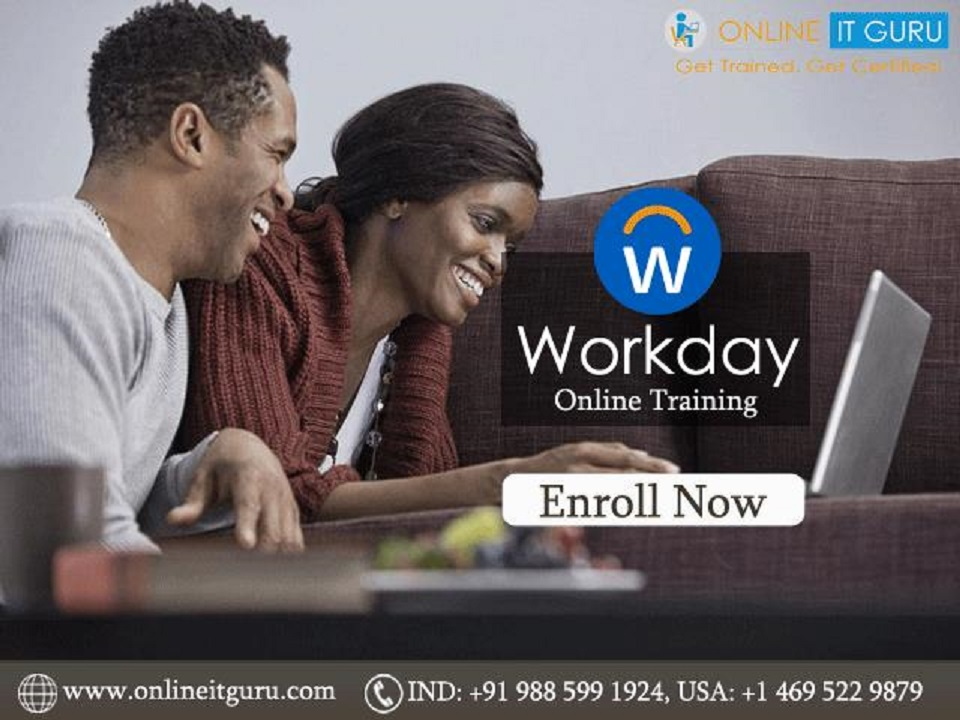 workday online training Bangalore | Enroll now