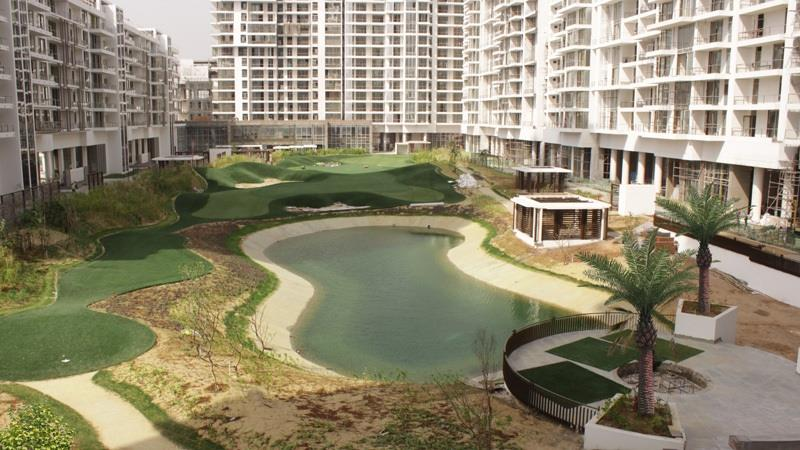 M3M Golf Estate: Pay 10% and Move-In: No EMI for 3