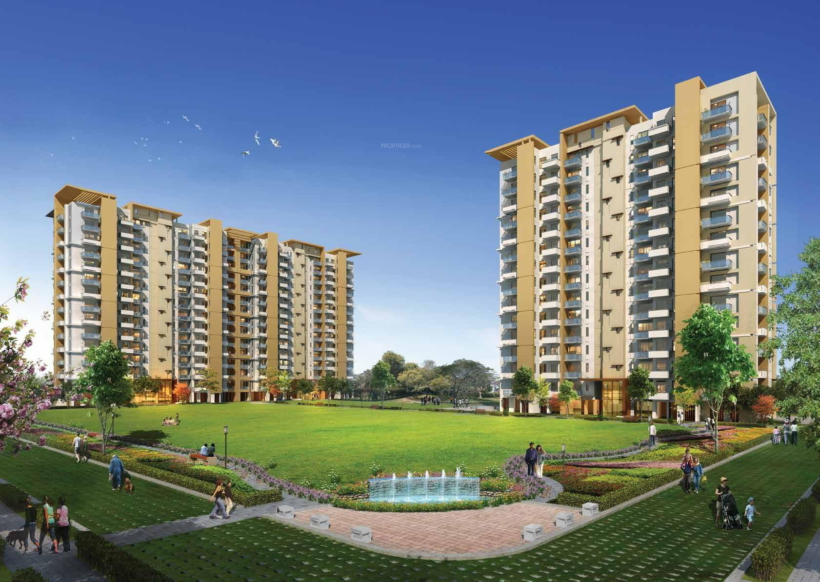 Emaar Imperial Gardens - Apartments in Gurgaon