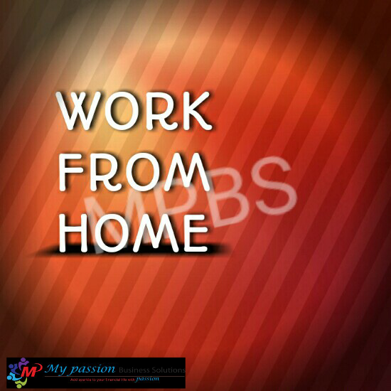 Offering work from home, part time jobs in online,