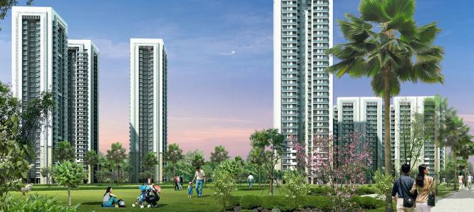 DLF The Primus 3 BHK Ready to MoveApartments onNH8