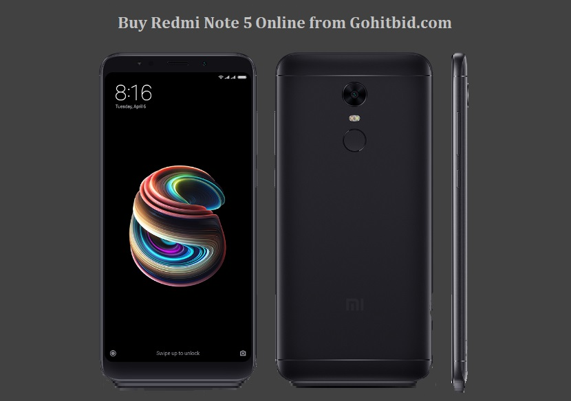 Buy Redmi Note 5 Online In India