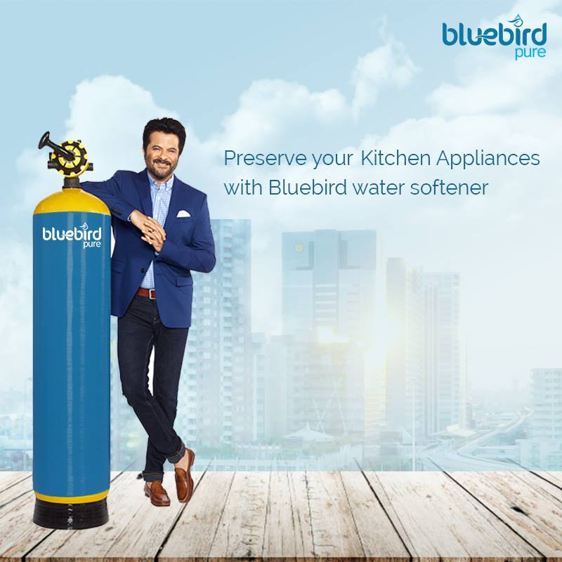 Bluebird Pure Meager Water Softener