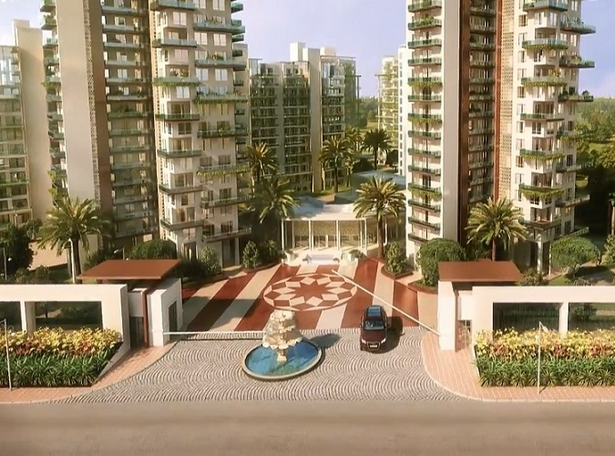 Puri Emerald Bay - Luxury Apartments on Dwarka Exp