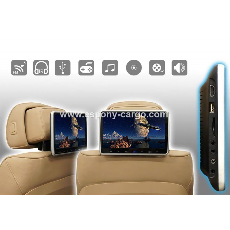 10.6''Android Car Headrest Monitor Media Player